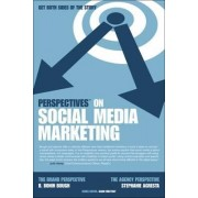 Perspectives on Social Media Marketing by Stephanie Agresta