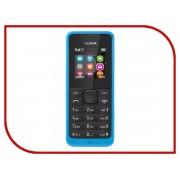 Сотовый телефон Nokia 105 Cyan