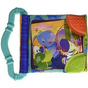 Bright Starts Teethe and Read Teether Book Assortment of 2 Styles Will Vary Each sold separately