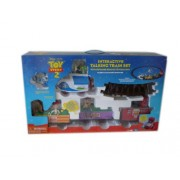 Disney's TOY STORY 2 Deluxe Talikng Remote Control TRAIN SET