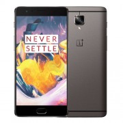 OnePlus 3T A3010 6GB+64GB Fingerprint Identification 5.5 inch 2.5D Arc Oxygen 2.5 Android 6.0 Qualcomm Snapdragon 821 Quad Core up to 2.35GHz Network: 4G NFC Dual SIM(Grey)