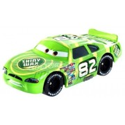 Disney / Pixar CARS Movie 1:55 Die Cast Car Motor Speedway of the South #82 Shiny Wax by Mattel