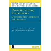 Powerful Learning Environments by E. De Corte