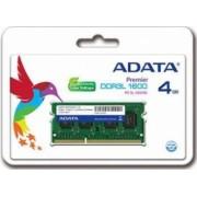 Memorie Laptop ADATA Premier 4GB DDR3 1600MHz CL11 LV