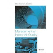 Management of Indoor Air Quality by Marzenna R. Dudzinska