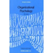 Organizational Psychology by Edgar H. Schein