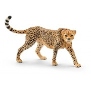 Schleich - 14746 - Figurine haute qualité - Guépard Femelle