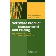 Software Product Management and Pricing by Hans-Bernd Kittlaus
