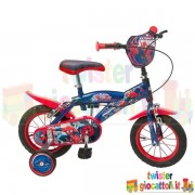 Toimsa Bicicletta 12'' Spiderman
