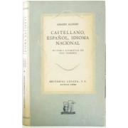 Castellano, Español, Idioma Nacional -Historia Espiritual De Tres Nombres (Livre En Espagnol)