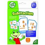 LeapFrog Subtraction Flash Cards for Grades K-1 Pack of 77 (19416)