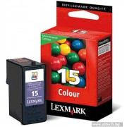 LEXMARK 15 Inkjet Cartridge color (18C2110E)