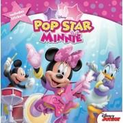 Minnie Pop Star Minnie by Bill Scollon