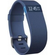 SmartBand Fitness Fitbit Charge HR S Albastra