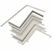 A112 Key acier torsion Clé de verrouillage Choisissez outil Set - Noir (13 PCS)