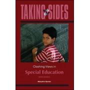 Clashing Views in Special Education by MaryAnn Byrnes
