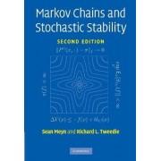 Markov Chains and Stochastic Stability by Sean Meyn