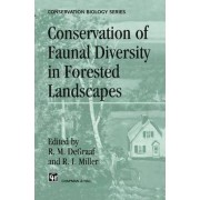 Conservation of Faunal Diversity in Forested Landscapes by Richard M. DeGraaf