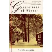 Generations of Winter by Aksyonov