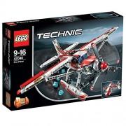 LEGO Technic - 42040 - Jeu De Construction - L'avion Des Pompiers