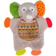 Плюшено слонче за гушкане, Funny Jumbo 1241, 9070228