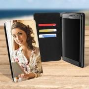 Husa flip personalizata pentru Galaxy Note Edge