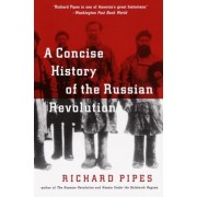 A Concise History of the Russian Revolution, Paperback