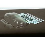 LRP elettronica 122 176 - corpo HD Porsche 911 GT3 - Carrera World Cup Edition Inferno, nuda e cruda, verde