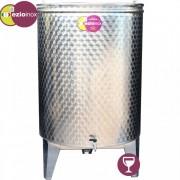 Inox bure za vino 500l