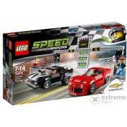 LEGO® Speed Champions Cursa de dragstere Chevrolet Camaro 75874