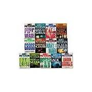 James Patterson Alex Cross Collection 9 Books Set Pack