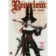 Requiem Vampire Knight: Dragon Blitz & Hellfire Club v. 3 by Pat Mills