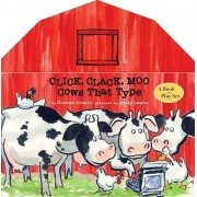 Click Clack Moo: Book and Play Set by Doreen Cronin
