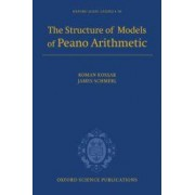 The Structure of Models of Peano Arithmetic by Roman Kossak
