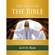 The Story of the Bible Activity Book by Tan Books