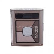 Bourjois Paris Smoky Stories Quad Eyeshadow Palette 3,2g Сенки за очи за Жени Нюанс - 05 Good Nude