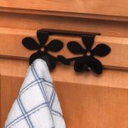 Carlig dublu pentru sertare - Model Floare