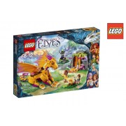 Ghegin Lego Elves Grotta Lavica Drag.Fuoco 41175