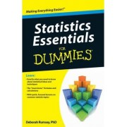 Statistics Essentials For Dummies by Deborah J. Rumsey
