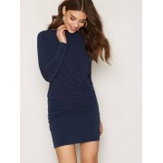 By Malene Birger Finae Dress Loose fit dresses Midnight Sky