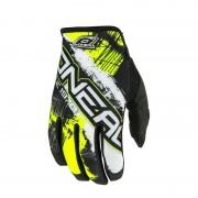 ONeal Jump Shocker Glove black/neon yellow S MTB Handschuhe
