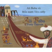 Ali Baba and the Forty Thieves in Vietnamese and English by Enebor Attard