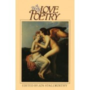 A Book of Love Poetry by Jon Stallworthy