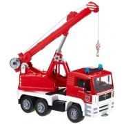 Bruder - 2770 - Véhicule sans Piles - Camion Pompier MAN avec module Son & Lumière
