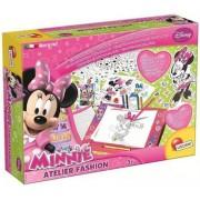 Liscianigiochi 40162 - Minnie Il Mio Primo Atelier Con Tavolo Luminoso