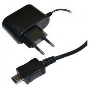 MicroUSB încărcător de rețea 5V/1A (negru)