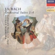J.S. Bach - Orchestral Suites1-4 (0028943037822) (1 CD)