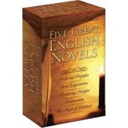 Five Great English Novels Boxed Set by Jane Austen
