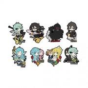 Sword Art Online II Toys Works Collection Niitengomu Rubber Trading Strap (1 Random Blind Box)