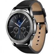 Smartwatch Gear S3 Classic Piele Negru Samsung